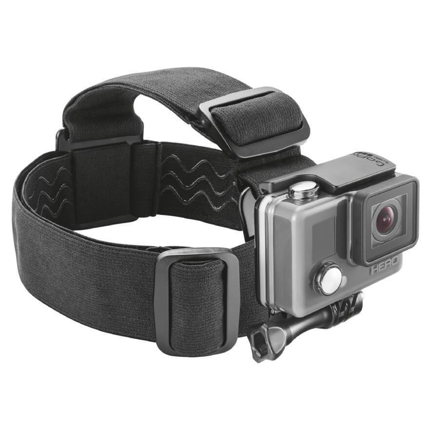 TRUST - Trust 20892 Aksiyon Kameraları İçin Kafa Bandı