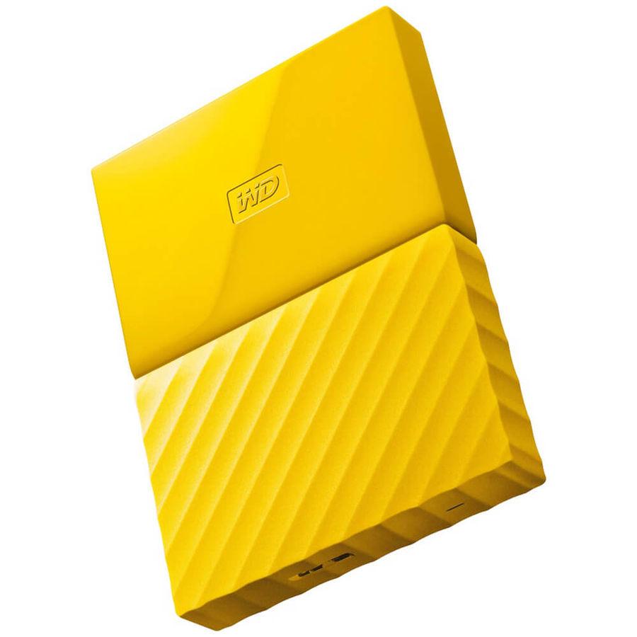 Western Digital - Western Digital WD WDBYNN0010BYL-WESN 1TB My Passport Ultra 2.5 inch Harddisk