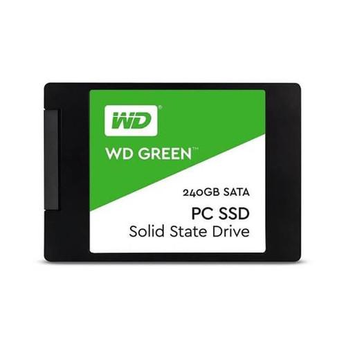Western Digital WD WDS240G2G0A 240GB SSD Harddisk - Thumbnail