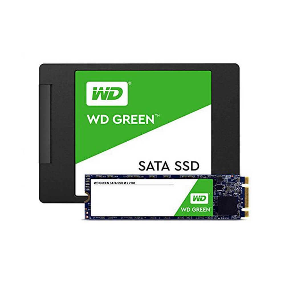 Western Digital WD WDS240G2G0A 240GB SSD Harddisk